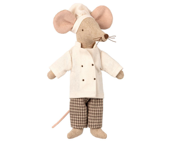 Maileg Chef Maus