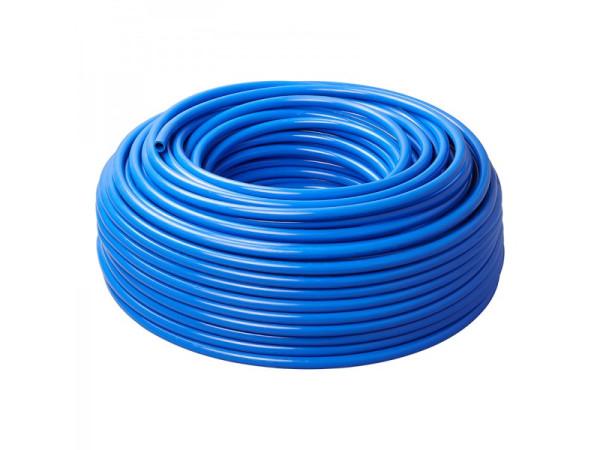 Trinkwasserschlauch 100M/10x15 mm, Blau DVGW W270/KTW A 100M/10x15 mm, Blau