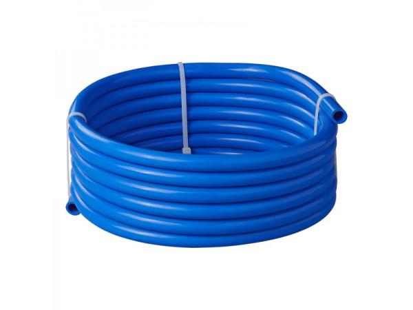 Trinkwasserschlauch 5,00M/10x15 mm, Blau DVGW W270/KTW A