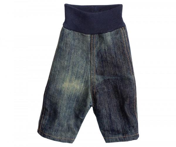 MAILEG Mädchen Junge Jeans blau Maxi Bunny Deko